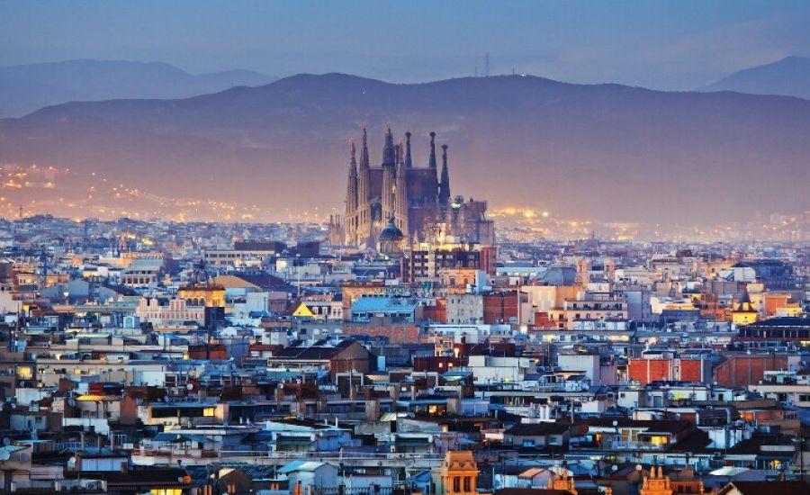 Бюджетное авиапутешествие из Киева в Барселону