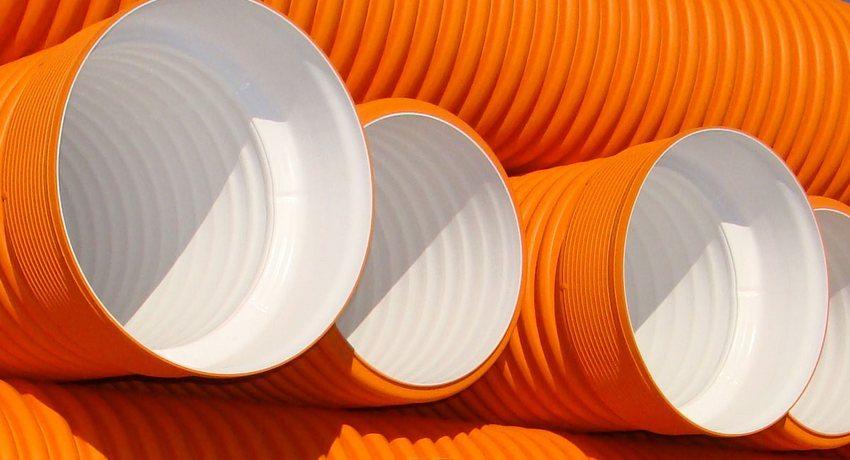 Дренажные трубы для отвода жидкости – низкие цены