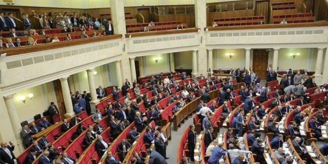 Опрос: украинцы готовы провести в Раду пять партий, еще две — на грани