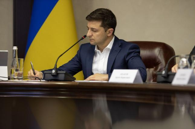Зеленский уволил пятерых глав РГА в Киевской области
