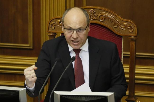 Парубий отозвал приглашение представителям ПАСЕ наблюдать за выборами в Украине