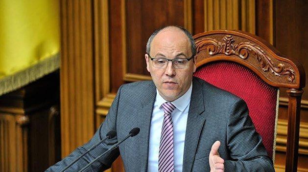 Парубий допускает созыв внеочередного заседания после выборов