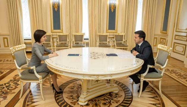 Украина будет активно участвовать в переговорном процессе по Приднестровью — Зеленский