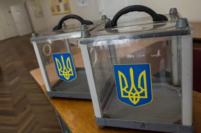 В Раду на выборах проходят четыре партии