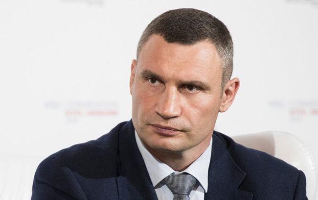 Офис президента просит Кабмин внести представление на увольнение Кличко