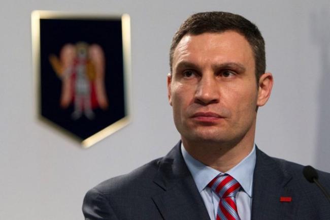 Кличко заявил о давлении со стороны Офиса президента