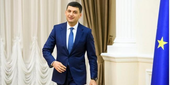 Гройсман ответил на критику Порошенко: У него уже все позади и нам не по пути