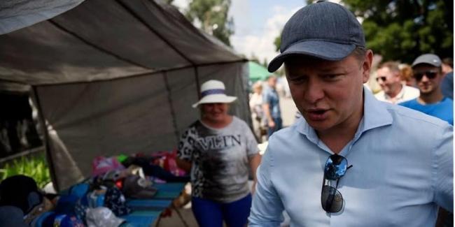 Ляшко заявил о объединении с Кличко против «зеленой чумы»