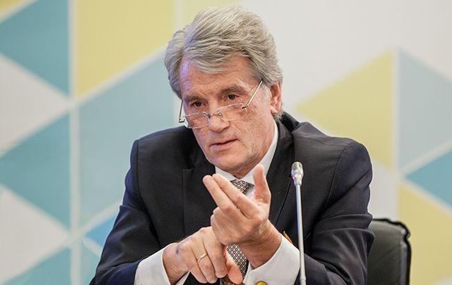 Суд дважды отказал ГПУ в аресте имущества Ющенко
