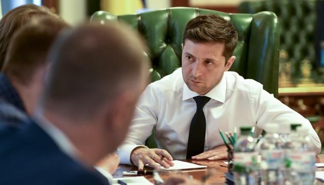 Президент Украины уволил двух заместителей главы Госпогранслужбы