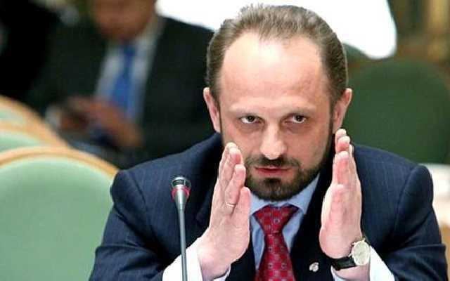 Зеленский уволил Безсмертного с должности представителя Украины на переговорах в Минске