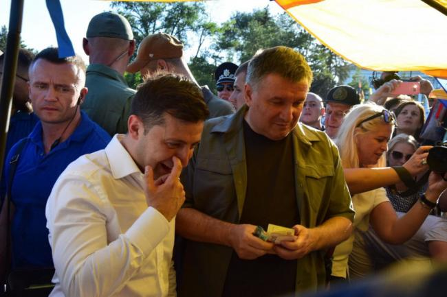 Аваков может заменить Данилюка в СНБО, – Лещенко