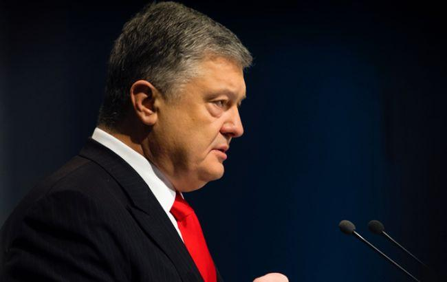 Порошенко назвал формулу независимости Украины