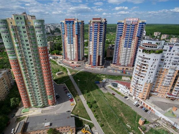 Рынок элитного жилья в Харькове