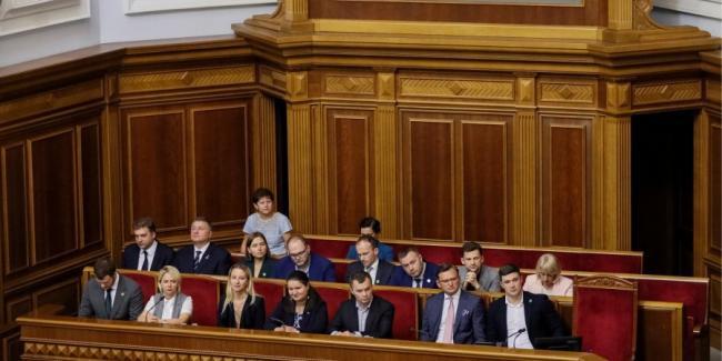 Исследование: новое украинское правительство — самое молодое в Европе