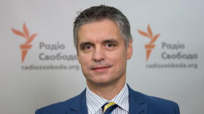 Зеленский представил нового министра иностранных дел