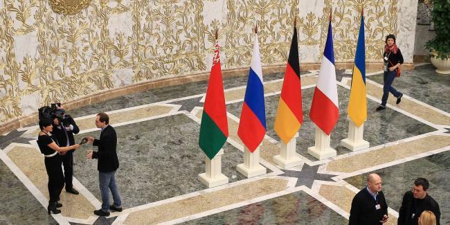 """Украина настаивает на встрече в """"нормандском формате"""" еще в сентябре"""