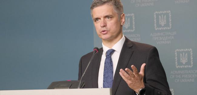 Глава МИД Украины раскритиковал формулу обмена