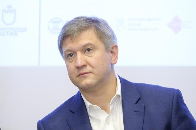 Данилюк написал заявление об отставке