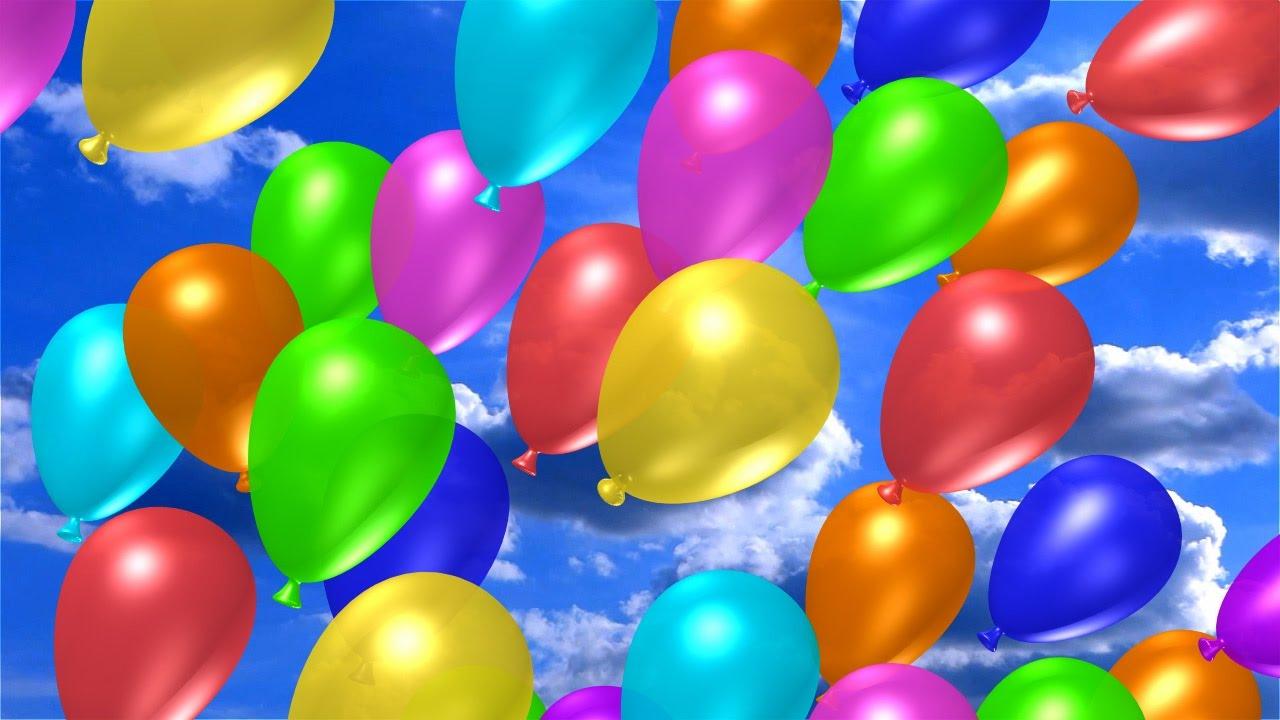Большой выбор воздушных шаров с доставкой по Киеву