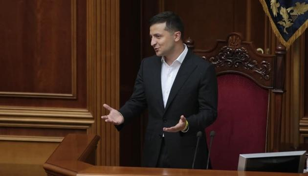 Зеленский пока не внес в Раду предложений по обновлению ЦИК