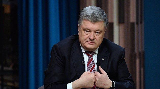 Зеленский обсуждал с Рябошапкой и Трубой преследование Порошенко, –