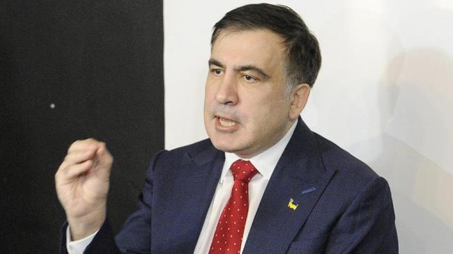 Прокуратура расследует выдворение Саакашвили из Украины в феврале 2018