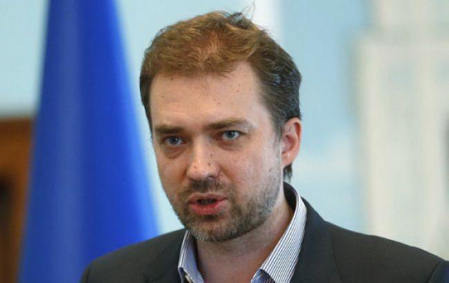 Министр обороны Украины назвал формулу Штайнмайера «медийным продуктом»