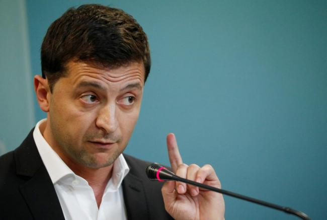Зеленский пригрозил партии