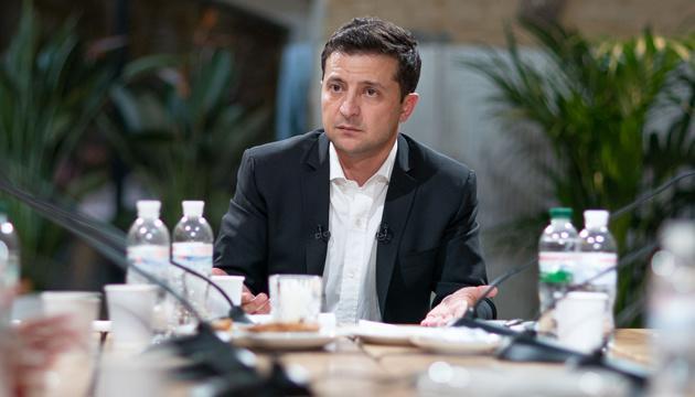 Зеленский внес изменения в состав СНБО
