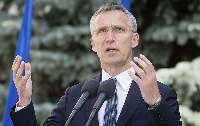 Столтенберг призвал страны НАТО расширить военную помощь Украине