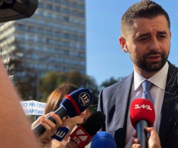 Давид Арахамия призывает усилить санкции против РФ