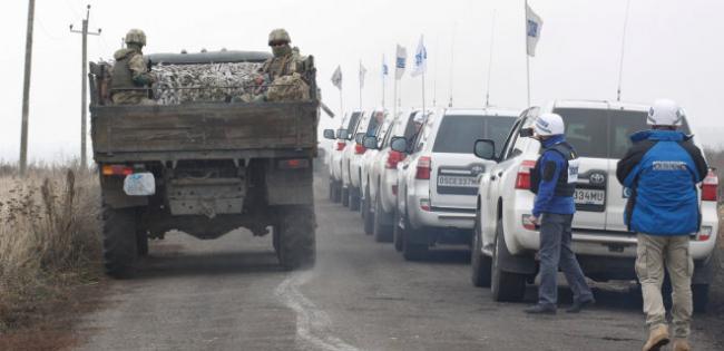 В ЕС отреагировали на разведение войск на Донбассе