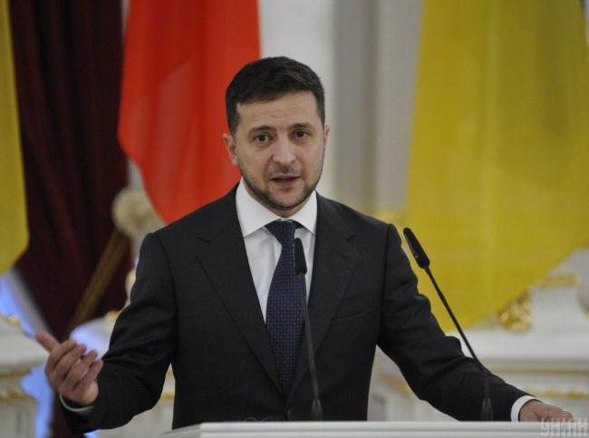 Зеленский отреагировал на заявления Коломойского о