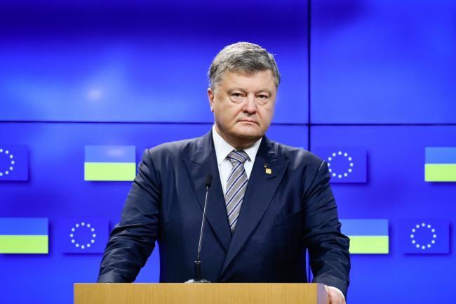Порошенко: руководство ЕС должно продолжать жесткую санкционную политику в отношении России