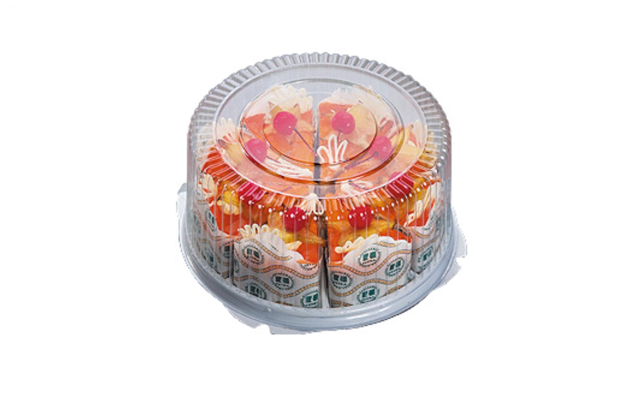 Преимущества пластиковых коробок для тортов