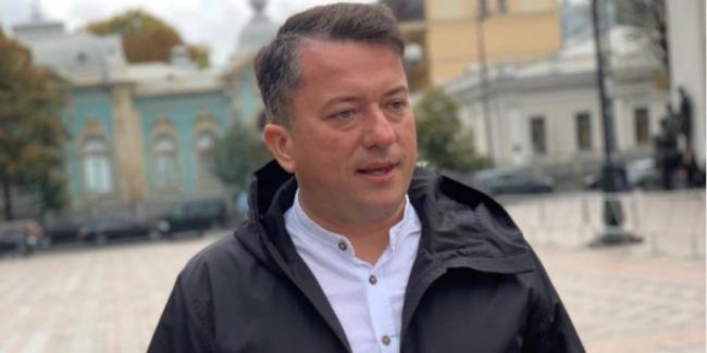 Нардепа Соломчука сняли с должности замглавы фракции Слуга народа