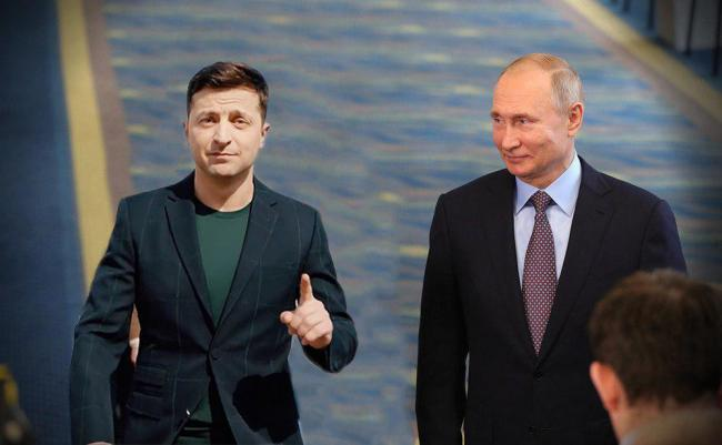 Зеленский и Путин встретятся после саммита