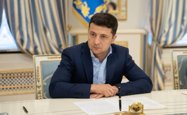 Зеленский сократил штат Государственного управления делами