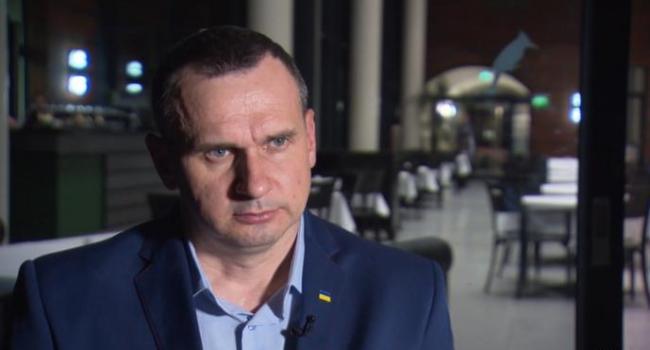 Сенцов назвал настоящих друзей Украины