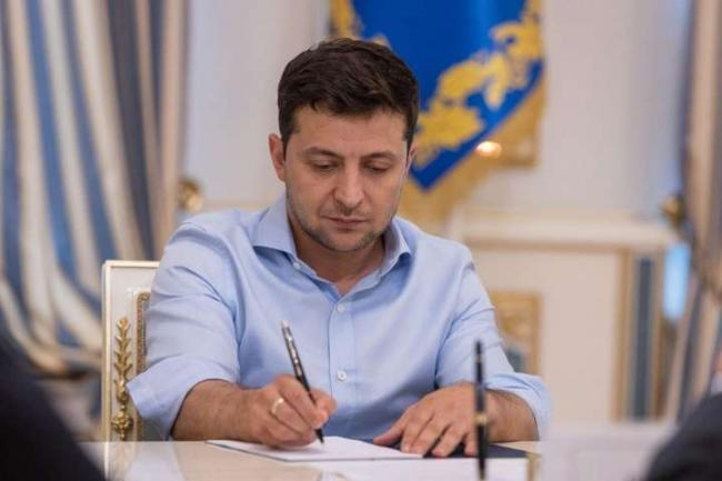 Зеленский подписал закон о перезапуске ГБР