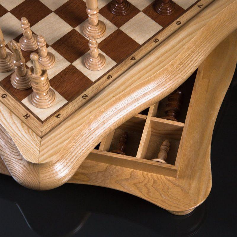 Выбор деревянных шахмат ручной работы в интернет-магазине «Сувениры, религиозный товар»