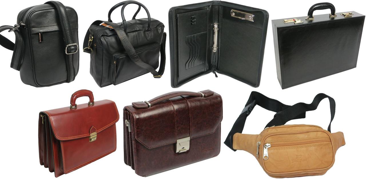 Дизайнерские эксклюзивные модели кожаных портфелей от интернет-магазина Supersumka. На что стоит обращать внимание при выборе?