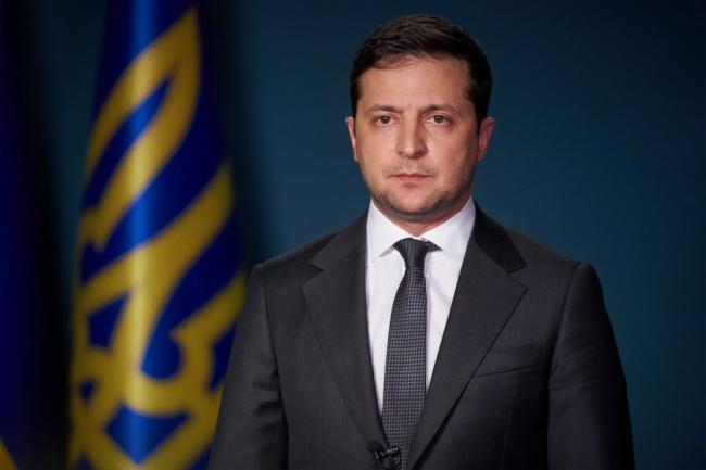 Зеленский: провокация на Донбассе не изменит курс