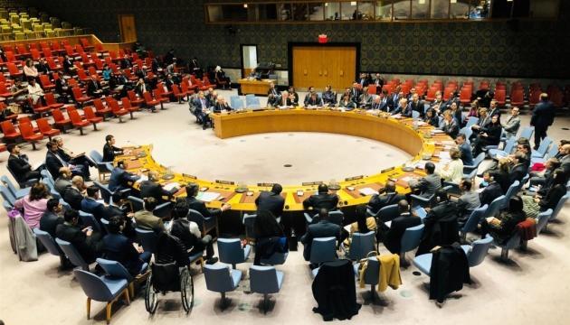 Украина на заседании Совбеза ООН поднимет вопрос атаки РФ на Донбассе