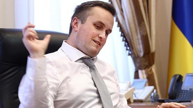 Холодницкий сказал, когда уйдет в отставку