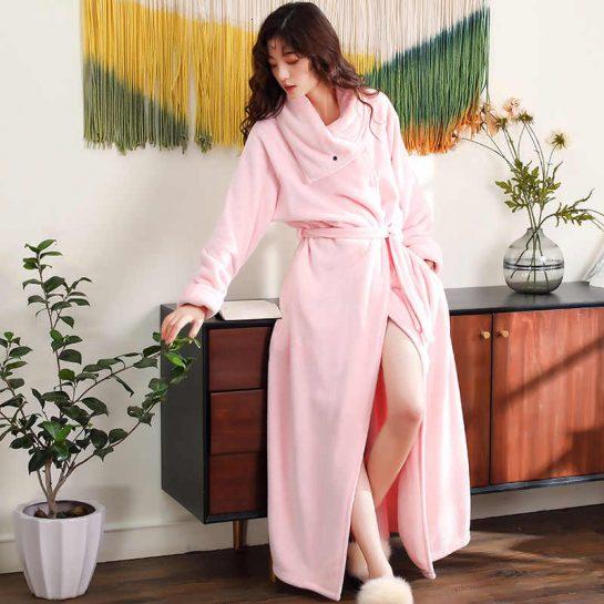 Где купить домашний халат отличного качества недорого
