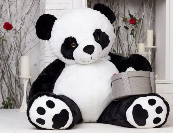 Покупайте мягкую панду на подарок