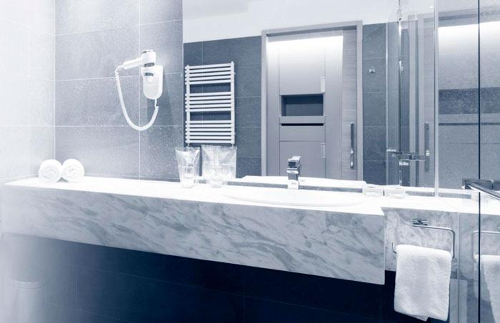 Великий вибір фенів для ванної кімнати