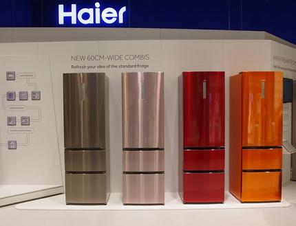 Холодильники Haier от официального дилера в Украине